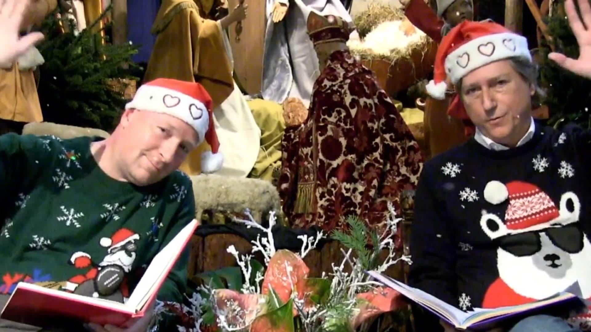 Het Kinder Kerstverhaal